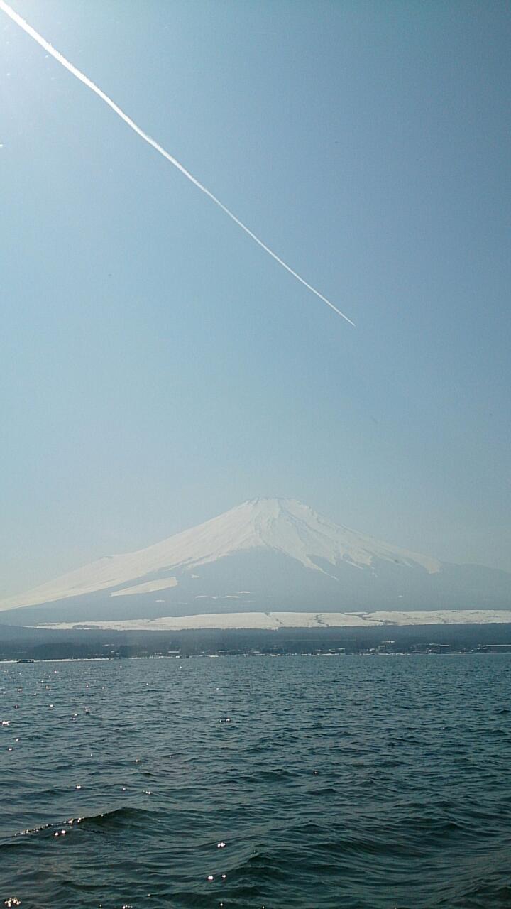 富士山を見に